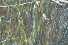Jungle Dream Marble Slabs, Turkey Green Marble Tiles, Polished Marble Floor Covering Tiles, Walling Tiles