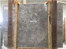 Tundra Grey Marble Slabs, Turkey Marble Tiles, Polished Marble Floor Covering Tiles, Walling Tiles