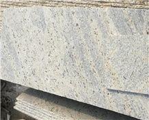 Kashmir Cream White Granite Slabs & Tiles, India White Granite