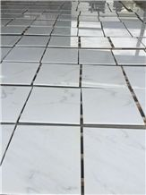 China Bao Xing White Marble, Marble,Quarry Owner,Good Quality,Big Quantity,Marble Tiles & Slabs,Marble Wall Covering Tiles