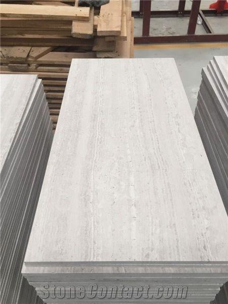 China Wooden White Grain Vein Grey Wood Light Siberian