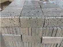Grey Sawn Lava Rock,Lava Stone Tiles & Slabs, Grey Basalt Lava Rock Basalt Tiles