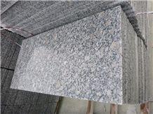Shandong G383 Pearl Flower Granite Light Grey Granite G383 Granite Wall Covering Tiles Floor Covering Slabs G383 Granite Skirting