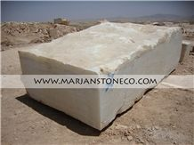 Iran White Onyx Blocks