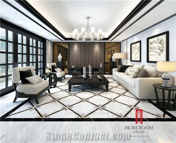 Volaka Super White Porcelain Tile Discontinued Ceramic Floor Tile