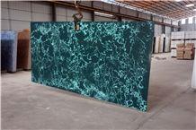 Green Quartz Slab / Quartz Tiles