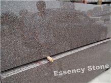 Cafe Imperial Granite Slabs Polished,Brown Pearl Granite Tiles,Cafe Boreal Granite