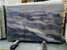 Brazil Azul Imperial Quartzite Polished Slab & Floor & Wall Tile