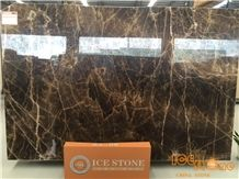 Brown Onyx Slab in Stock Discount, China Blue Onyx