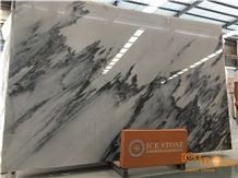 Han Whtie Marble Tiles & Slabs/Sichuang White Marble Tiles & Slabs/China White Marble Tiles & Slabs/Pure White Marble Tiles & Slabs/Whtie Jade Marble Tiles & Slabs/Lighting Storm Marble Tiles & Slabs
