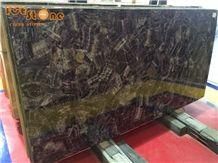 Sodalite Blue Jasper Semiprecious Stone/Gemstone Tiles/Precious Stone Slabs/Wall Decoration