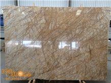 Van Gogh Marble Tiles & Slabs, China Yellow Marble