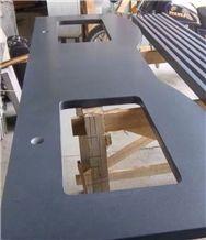 Black Granite Kitchentops,Countertops,Island Tops,Bar Top,Black Honed Tops