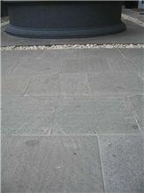 Grey Basalt Tiles & Slab, Indonesia Grey Basalt Stone,Jawa Barat Bali Grey Basalt Stone Tiles