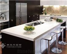 Quartz Surface/Marble Color/Manmade Stone/Kitchen Countertops/Carrara Quartz Stone,China Engineered Stone, Artificial Stone, Solid Surface Quartz Stone, Caesarstone Quartz
