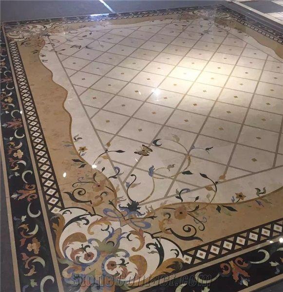 Wall Design Carpet