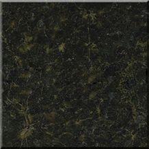 Verde Ubatuba Granite Slabs & Tiles, Brazil Green Granite