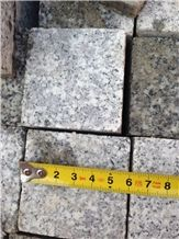 Best Selling G341 Grey Granite Materials Types Cube Stone Garden Stepping Pavements,Driveway Paving Stone,Walkway Pavers,Landscaping Stone,Paving Stone