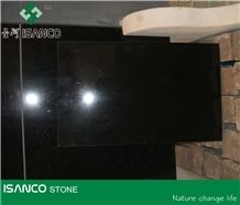 Ebony Black Mongolia Basalt Floor Covering Tiles Mongo Basalt Tiles & Slabs Menggu Hei Basalt Pattern Mongolian Black Basalt Wall Covering Tiles Lava Stone Tiles Menggu Black Basalt