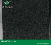 Shandong New Kind Of Green Granite Slabs Jinan Green Granite Wall Tiles New Green Granite Flooring New Jinan Green Granite Skirting Dark Green Granite Pattern Black-Green Granite Polished,Flamed