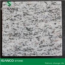 Spray White Granite Tiles & Slabs, Sea Wave Flower Of Mengyin Stone, China Gray Granite, Sea Wave Flower Granite,Seawave Grey Granite for Walling,Flooring