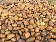Buff Mexican River Pebbles - Moon Stone