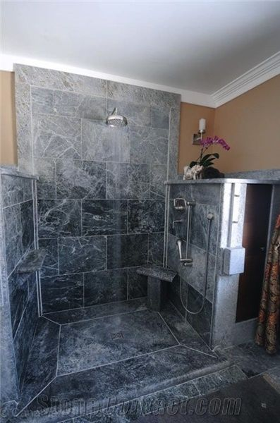 Soapstone Shower From Canada Stonecontact Com