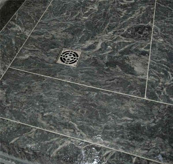 . Soapstone Shower from Canada   StoneContact com