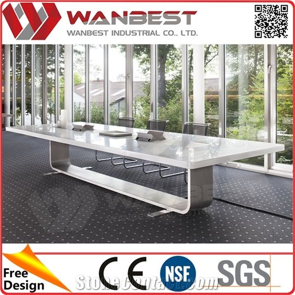 marble triangle conference table meeting table used from china