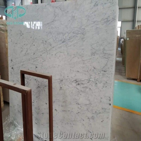 Italy Marble Floor Tiles Wall Covering White Slabs Cladding Decorative Stone French Pattern Skirting Shiny