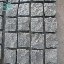 Padang Black Basalt Cube Stone,Fujian G684 Diamond Black Stone,G139 Fuding Absolute Black, Cobble Stone, Cobblestone, Natural Split Cubestone, Paving for Driveway Outdoor Decoration