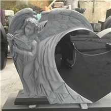 Popular Monument Design Angel Monuments for Cemetry