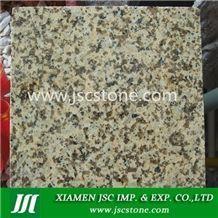 Karamori Gold Granite Slabs & Tiles, China Yellow Granite