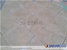 Elite Light Beige, Turkey Beige Marble, Polished Marble, Marble Bookmatch Slabs for Decor Wall and Floor Tile