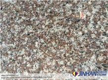 G664 Granite,Luna Pearl,Luo Yuan Violet,Purple Pearl,China Ruby Red,Sunset Pink,Tea Brown Granite Tiles
