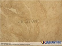 Own Quarry Turkey Beige Marble - Chanel Gold Cloudy Beige Marble Suitable for Marble Slab, Marble Tile