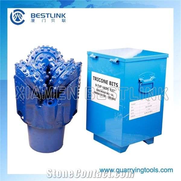 Tci and Milling Tooth Api Iadc535 635 637 Tricone Bit for Mining
