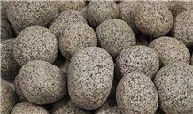 Tumbled Granite Balls