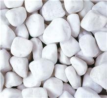 White Dolomite Pebbles