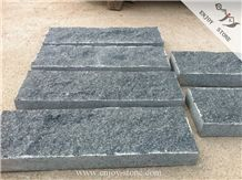 Mushroom/Natural Split G612 Granite Stone Garden Landscaping/Wall Cladding Stone