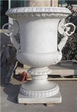 Planter Pots Marble Flower Pots/ Planter Pots