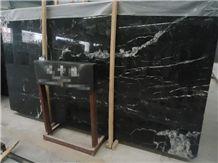 Dakara Black Marble Slab, Black Marble Slab & Tile