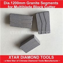 Granite Cutting Segments for Iran Market