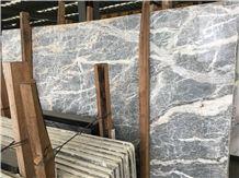 Italian Fiore Di Bosco / Fior Di Pesco Grigio Marble Polished Tiles&Slabs