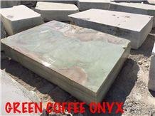 Green Onyx Block