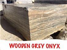 Wooden Grey Onyx