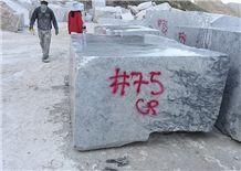 Coahuila Princess White Marble Blocks