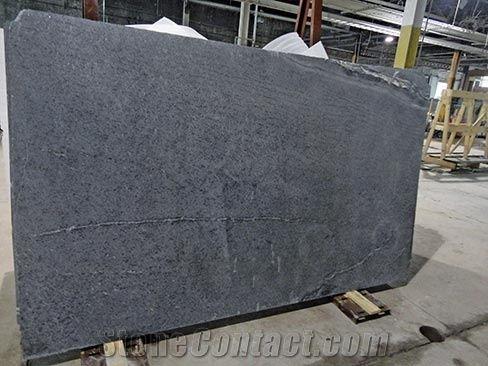 Grey Soapstone Slabssoapstone Floor Tiles Kivia Blue Grey
