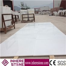 Hot Sale China Crystal White Marble Flooring, Sunny White Jade Marble, Snow White Marble