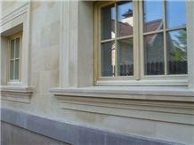 Sandstone Door Surrond,Beige Window Frame
